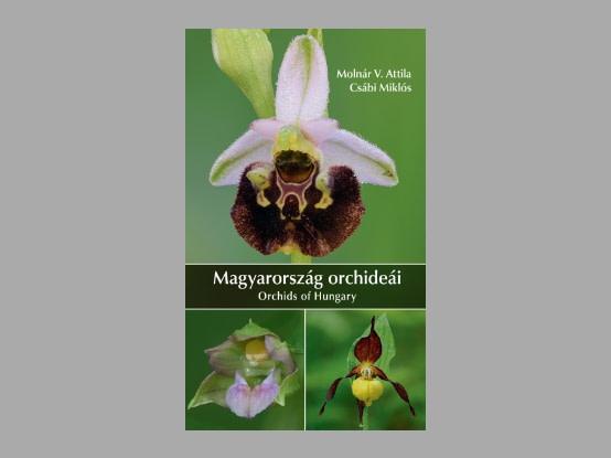 Boekbespreking : Magyarország orchideái – Orchids of Hungary