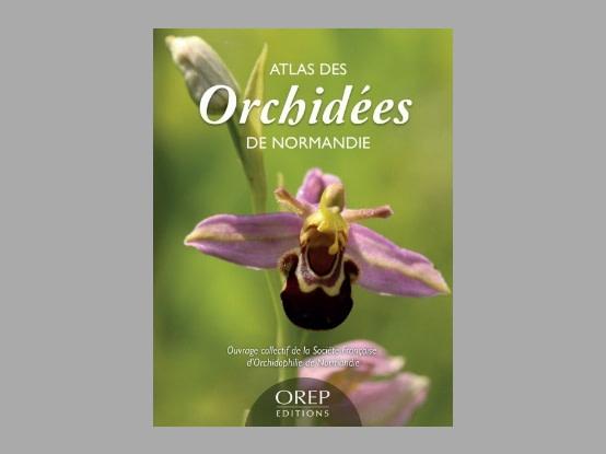 """Boekbespreking : """"Atlas des orchidées de Normandie"""""""