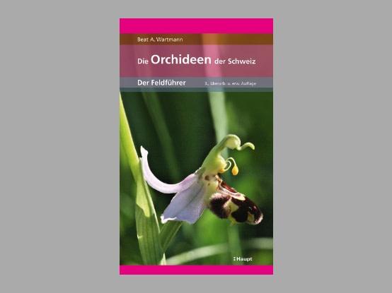 """Boekbespreking : """"Die Orchideen der Schweiz"""""""