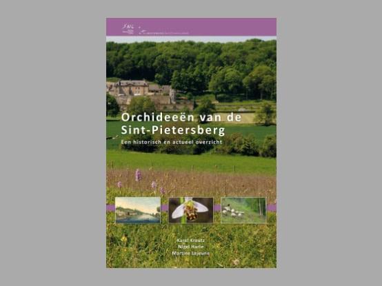 """Boekbespreking : """"Orchideeën van de Sint-Pietersberg"""""""