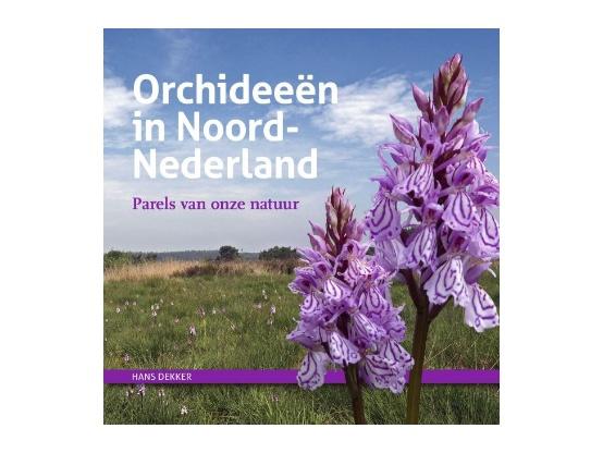 Lees meer over het artikel Nieuw boek:  Hans Dekker – Orchideeën in Noord-Nederland